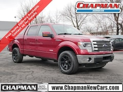 Used 2014 Ford F-150 Lariat Crew Cab Pickup for sale in Horsham, PA