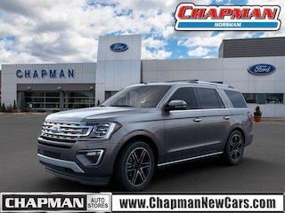 2019 Ford Expedition Limited 4D SUV 4WD