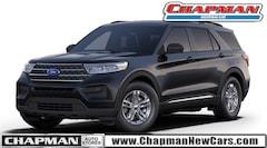 2020 Ford Explorer XLT 4D SUV 4WD
