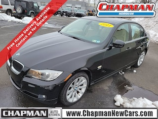 2011 BMW 3 Series 328i xDrive Sedan