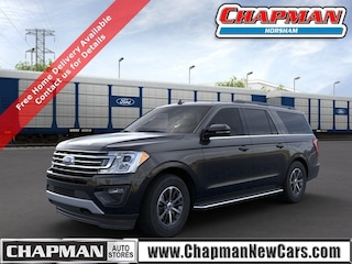 2020 Ford Expedition XLT 4D SUV 4WD