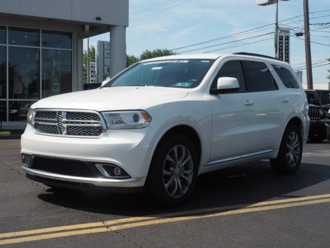used 2018 dodge durango for sale at chapman columbia pa. Black Bedroom Furniture Sets. Home Design Ideas