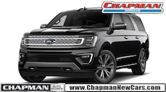 2020 Ford Expedition Max Platinum 4D SUV 4WD