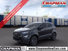 2020 Ford EcoSport S SUV near Warrington, PA