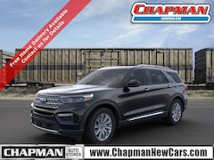 2020 Ford Explorer Limited 4D SUV 4WD
