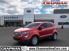 New 2019 Ford EcoSport SE 4D SUV FWD for sale near Warminster