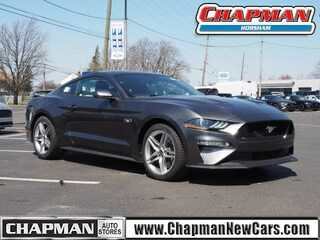 2019 Ford Mustang GT 2D Coupe