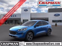 New 2021 Ford Escape SE SUV for sale in Horsham, PA