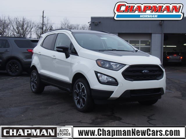 2019 Ford EcoSport SES 4D SUV AWD