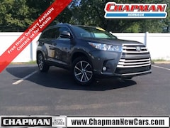 Used 2017 Toyota Highlander XLE SUV for sale  in Horsham, PA