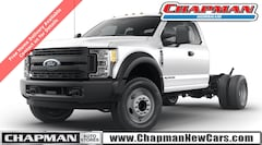 New 2019 Ford F450 F450 XL Supercab 2WD 192 in Horsham, PA