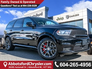 2019 Dodge Durango SRT SUV