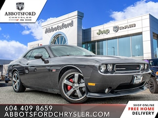 2014 Dodge Challenger SRT Coupe