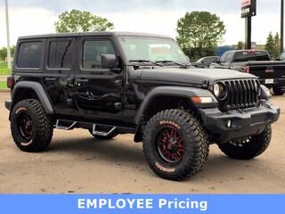 2020 Jeep Wrangler Unlimited Sport Altitude| MOPAR LIFT KIT| FUEL WHEELS| ALL T Sport Altitude 4x4