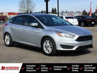 2016 Ford Focus SE - New Tires! Winter Tire Pkg! HB SE