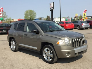 2007 Jeep Compass Limited 4x4 - Leather! Sunroof! Like New! SUV