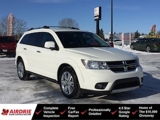2013 Dodge Journey R/T AWD - **As-Traded** New Winter Tires! AWD  R/T