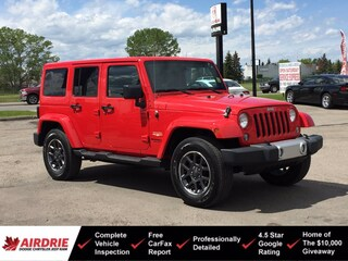 2015 Jeep Wrangler Sahara 4x4 - New Tires & Rims! Trailer Pkg! 4WD  Sahara