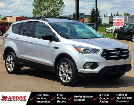 2017 Ford Escape SE AWD - Navigation! New Tires! 4WD  SE