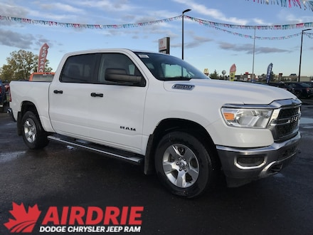 2019 Ram 1500 Tradesman| Side Steps| Mud Flaps| Box Liner Tradesman 4x4 Crew Cab 57 Box