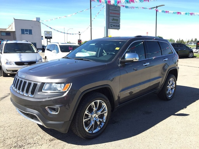 2014 Jeep Grand Cherokee Limited 4x4 - Trailer Tow Group! Sunroof! Loaded! SUV