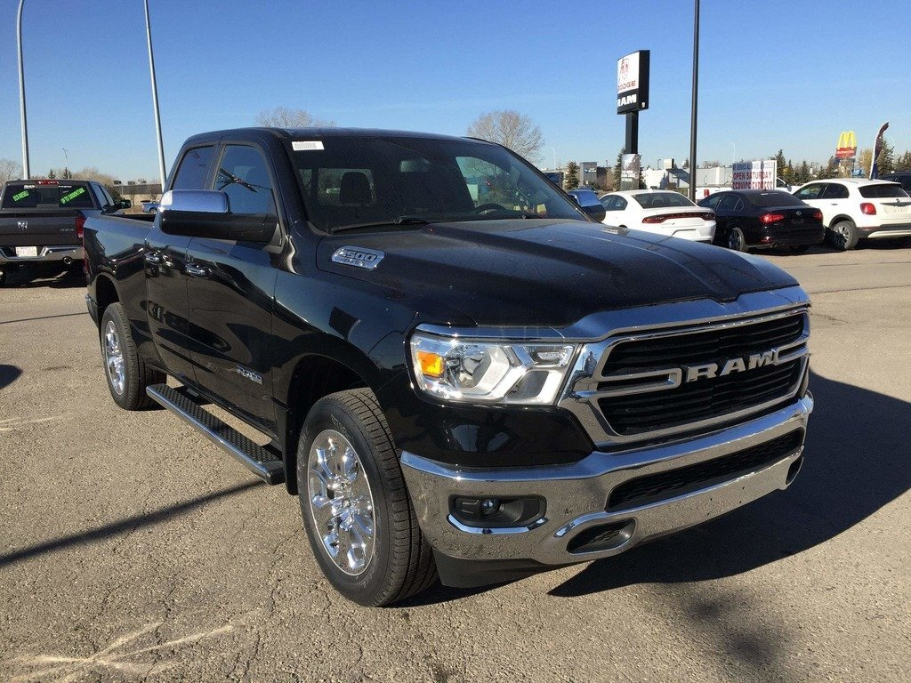 2019 Ram 1500 Big Horn Big Horn 4x4 Quad Cab 64 Box