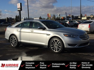 2019 Ford Taurus Limited All-Wheel-Drive! Loaded! Limited AWD
