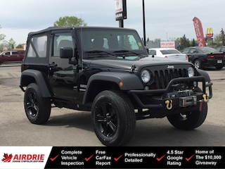 2014 Jeep Wrangler Sport 4X4 - Lifted! New Rims & Tires! 4WD  Sport