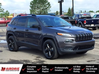 2018 Jeep Cherokee Shaker Edition 4x4 - New A/T Tires! Altitude 4x4