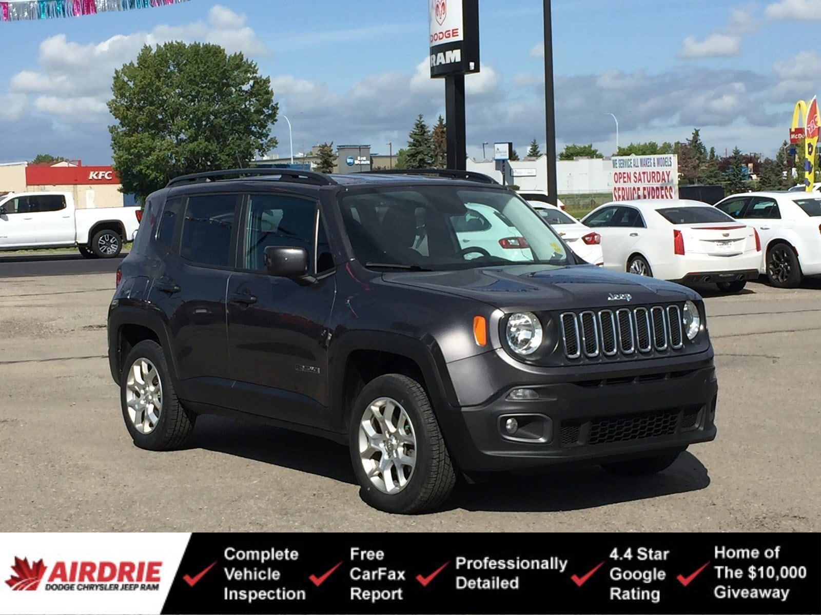2016 Jeep Renegade North 4WD  North