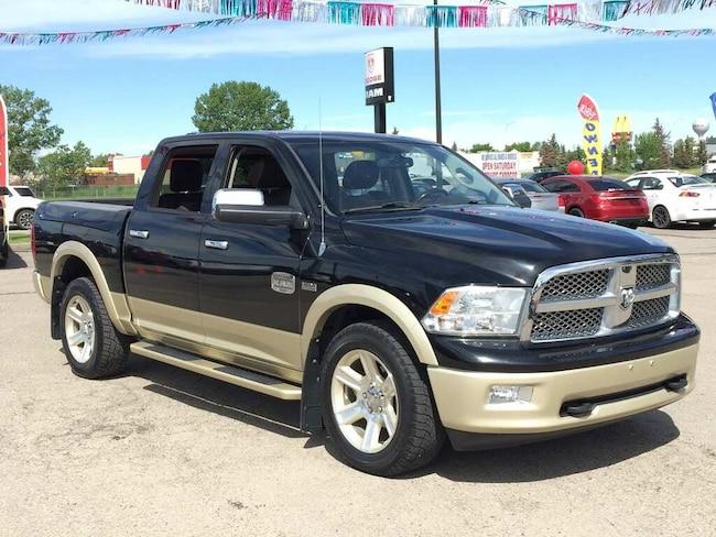 2012 Ram 1500 Laramie Longhorn! Loaded! DVD! **As Traded** Truck Crew Cab