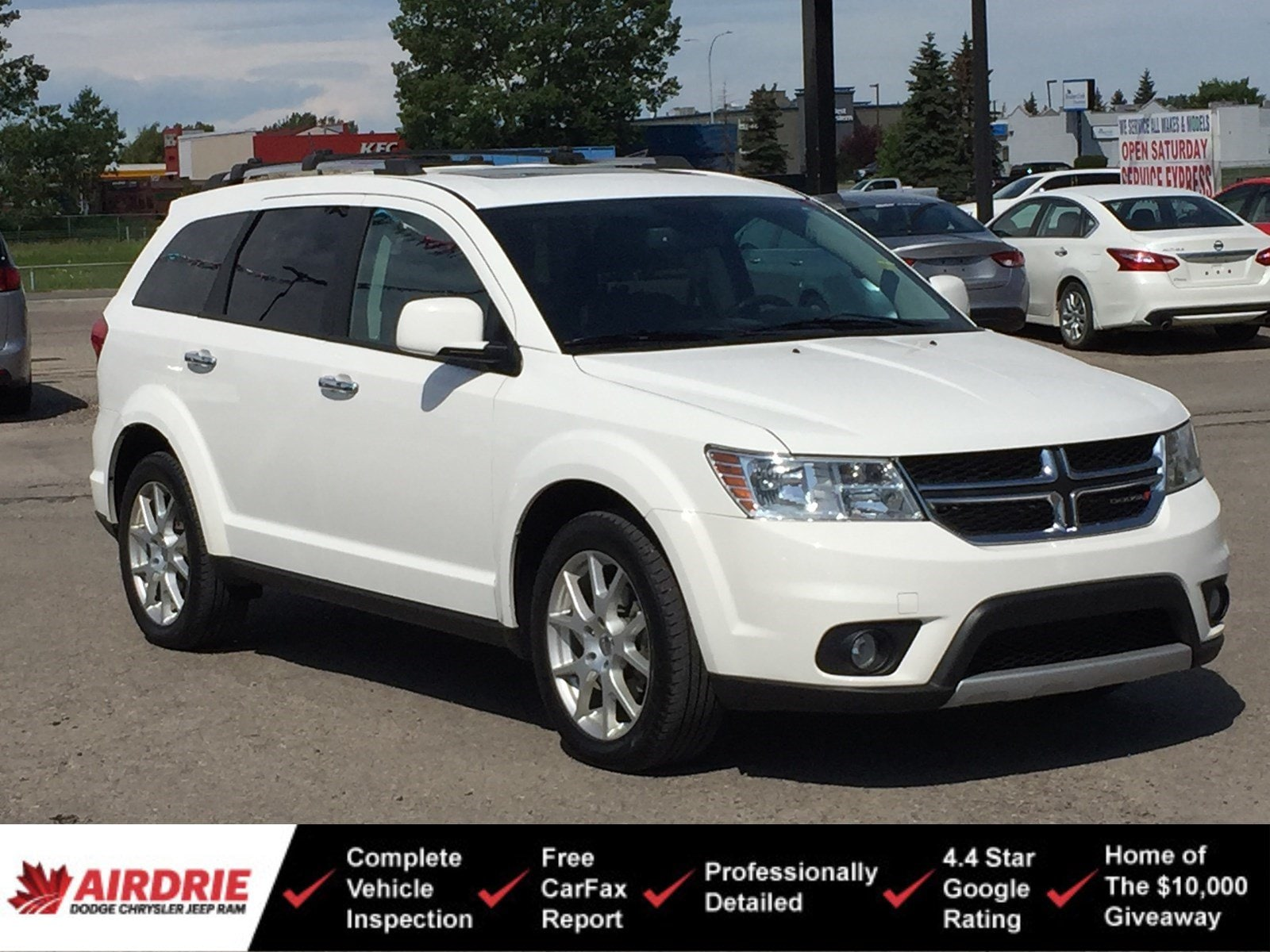 2015 Dodge Journey R/T AWD  R/T