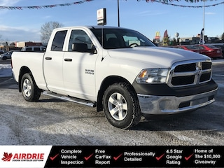 2014 Ram 1500 4X4 - Fully Safety Inspected! 4WD Quad Cab 140.5 ST