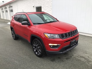 2021 Jeep Compass 80th Anniversary Edition 4x4