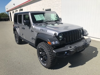 2021 Jeep Wrangler Unlimited Sport Willys 4x4 Sport Utility