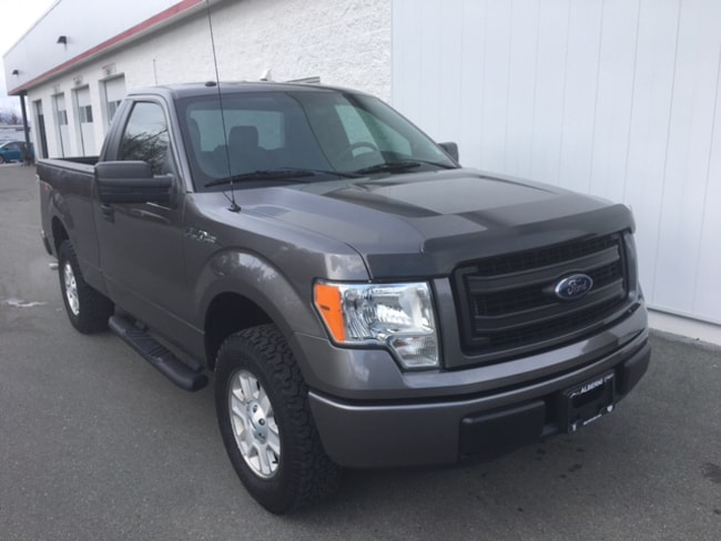 2013 Ford F150 XL 4x2 Regular Cab