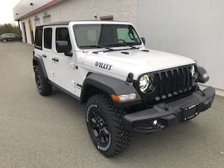 2021 Jeep Wrangler Unlimited Willys 4x4