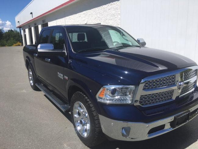2017 Ram 1500 4X4 Laramie (140.5 WB - 5.7 Box) Crew Cab