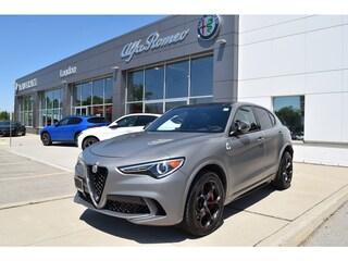 2019 Alfa Romeo Stelvio Quadrifoglio Nring AWD -Ltd Avail- SUV