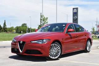 2017 Alfa Romeo Giulia Ti Sedan