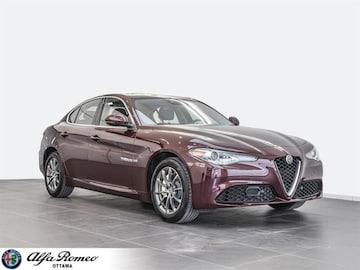 2018 Alfa Romeo Giulia Berline