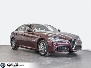 2018 Alfa Romeo Giulia Base Berline