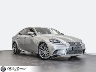 2016 LEXUS IS 350 Berline
