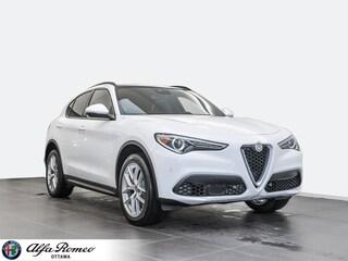 2018 Alfa Romeo Stelvio Ti SUV