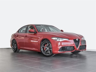2018 Alfa Romeo Giulia Previous Demo Sedan
