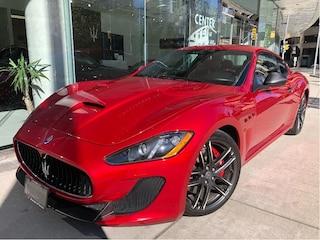 Used 2015 Maserati Granturismo MC Centennial: Limited Edition, LOW KM, Pristine Coupe for sale in Toronto, Ontario