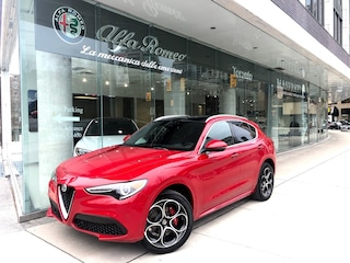 New 2020 Alfa Romeo Stelvio Ti SUV ZASPAKBN2L7C76330 for sale or lease in Toronto, Ontario