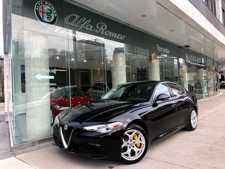 New 2020 Alfa Romeo Giulia Ti Sedan for Sale in Toronto, ON