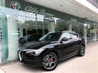 New 2019 Alfa Romeo Stelvio Ti SUV ZASPAKBN0K7C61372 for sale or lease in Toronto, ON