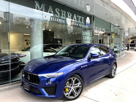 Used 2019 Maserati Levante GTS: 550HP Ferrari Engine, Extended Warranty SUV near Brampton, ON